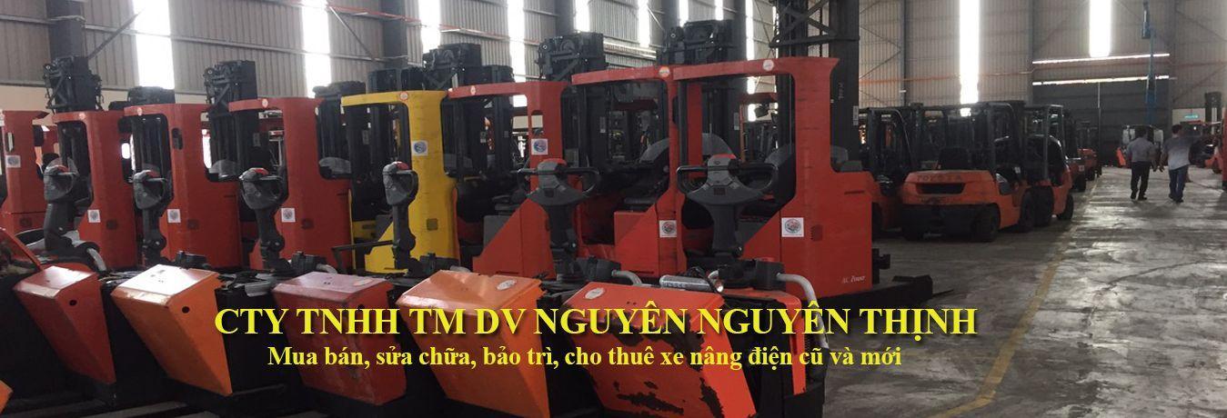 sửa chữa xe nâng tại Nha Trang – Khánh Hòa